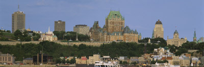 Quebec City, Quebec, Canada Photographic Print by  Panoramic Images