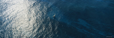 Boat, Hawaii, USA Photographic Print by  Panoramic Images