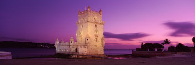 Belem Tower, Lisbon, Portugal Photographic Print by  Panoramic Images