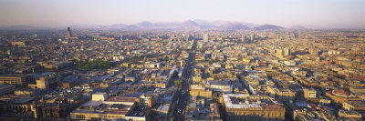 Mexico City, Mexico Photographic Print by  Panoramic Images