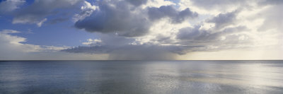 Storm Forming over the Sea, Gulf of Mexico, Sanibel Island, Florida, USA Photographic Print by  Panoramic Images