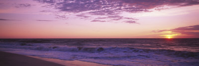 Clouds over an Ocean at Dawn Photographic Print by  Panoramic Images