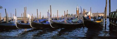 San Giorgio, Venice, Italy Photographic Print by  Panoramic Images