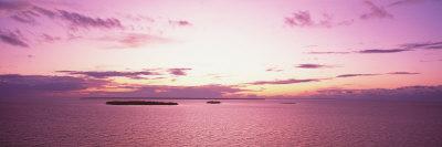 Lake Michigan Sunrise, Door County, Wisconsin, USA Photographic Print by  Panoramic Images