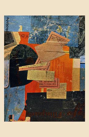 Okola Prints by Kurt Schwitters