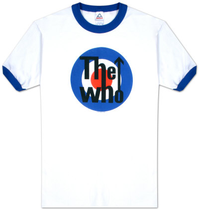 The Who - Target T-Shirt