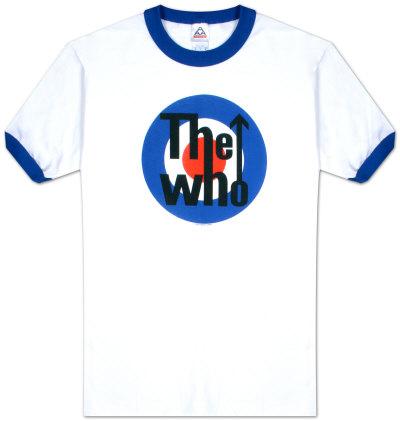 target. The Who - Target Shirts at
