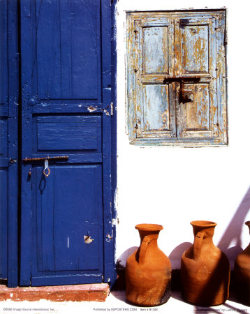 Moroccan Doors Prints by Ludovic Maisant