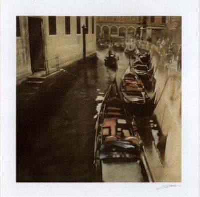 Imbarcadero Posters by Antonio Sgarbossa