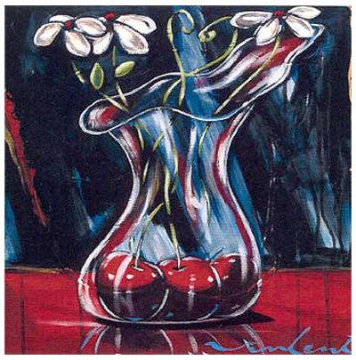Cerise I Prints by Daniel Vincent