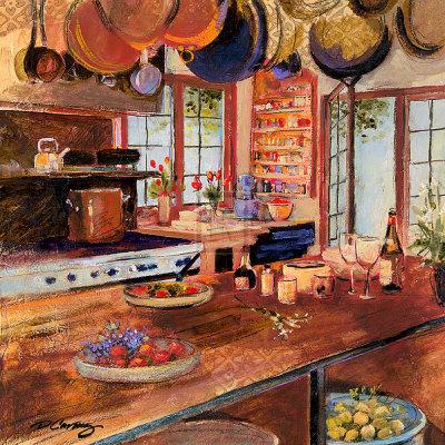 Kitchen II Lámina
