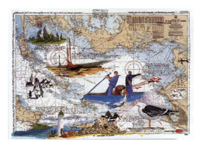 De Quiberon au Croisic Posters by Gildas Flahault