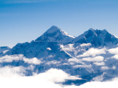 Mount Everest, Nepal Photographic Print