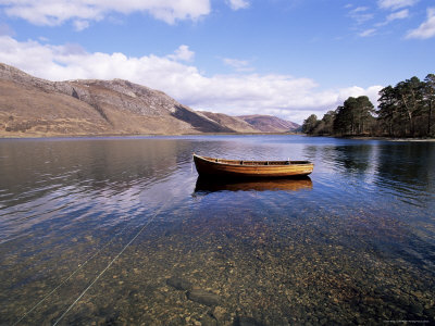 Loch Maree, Wester Ross, Highland Region, Scotland, United Kingdom Photographic Print by Neale Clarke