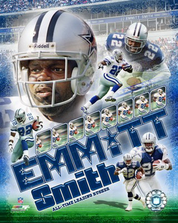 Emmitt Smith Photographie