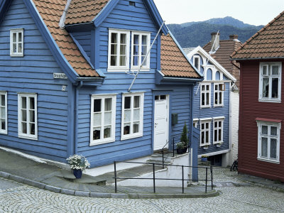 High resolution renderings showcase page 30 for Norway wooden houses