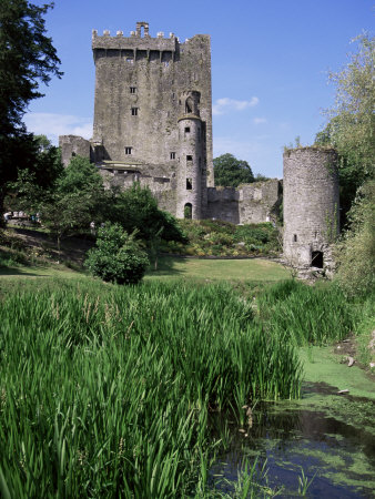 Blarney Castle, County Cork, Munster, Eire (Republic of Ireland) Photographie