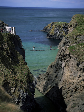 Carrick-A-Rede Rope Bridge, 2011