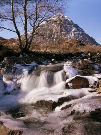Mountain Stream, Highland Region, Scotland, United Kingdom Photographic Print by Simon Harris