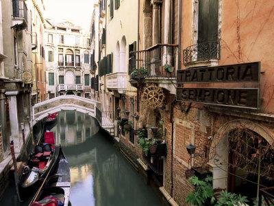 Venice, Veneto, Italy Photographic Print