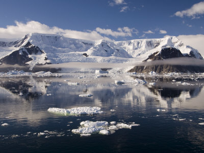 Gerlache Strait, Antarctic Peninsula, Antarctica, Polar Regions Photographic Print