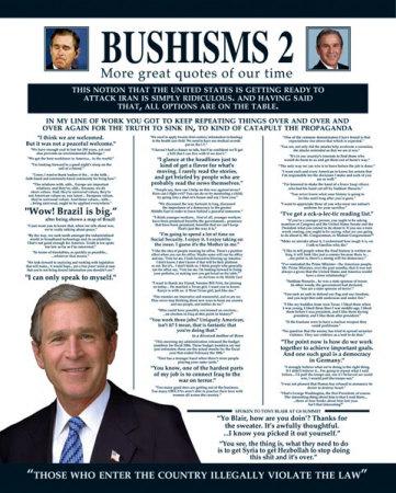 Bushisms 2 Photo
