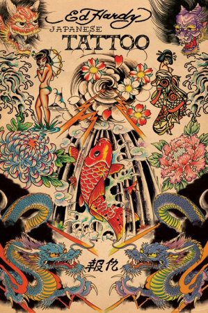 Ed Hardy-Japanese Tattoo Art Poster by Ed Hardy