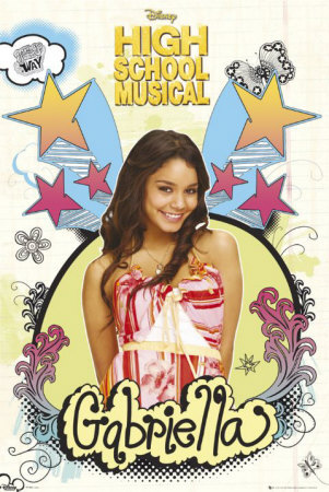 High School Musical 2 Affiche