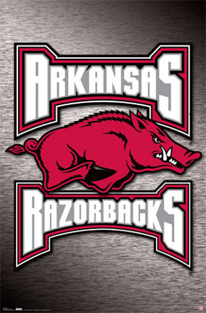 Arkansas seems to be the team