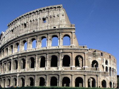 The Colosseum, Rome, Lazio, Italy Photographic Print by Adam Woolfitt