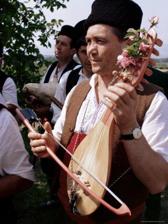 Rose Festival, Bulgaria Photographic Print by Adam Woolfitt