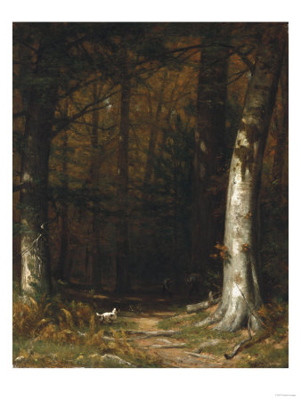 Gathering Twigs Premium Giclee Print by Hendrik Avercamp