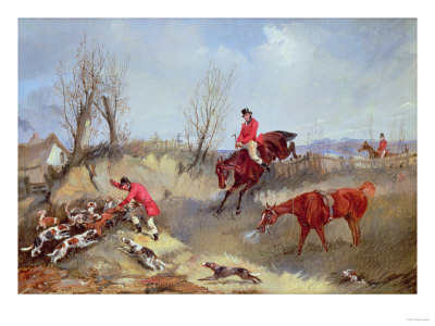The Kill, Aka Henry Alken, Jun Giclee Print