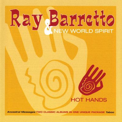 Ray Barretto - Hot Hands Affischer