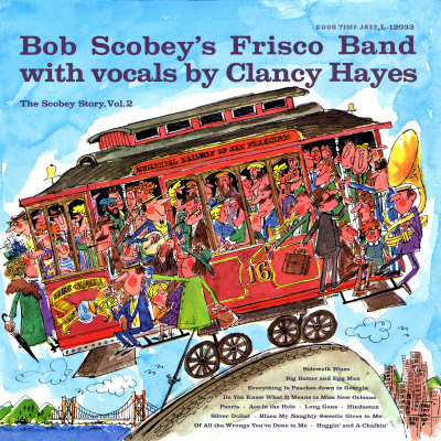 Bob Scobey - The Scobey Story, Vol. 2 Posters