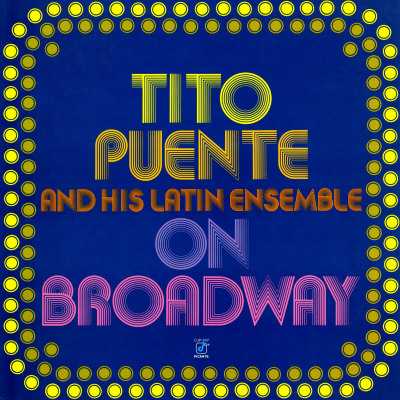 Tito Puente - On Broadway Konst