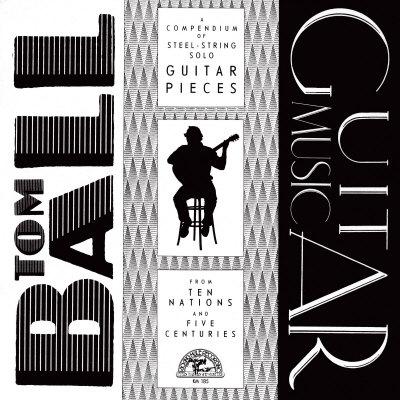 Tom Ball - Guitar Music Prints