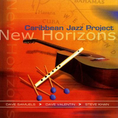 Caribbean Jazz Project - New Horizons Planscher
