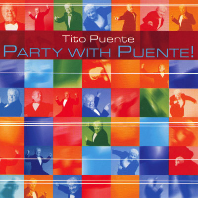 Tito Puente - Party with Puente! Posters