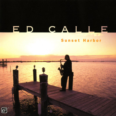 Ed Calle - Sunset Harbor Premium Poster
