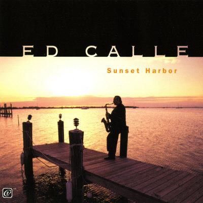 Ed Calle - Sunset Harbor Affischer