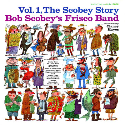 Bob Scobey - The Scobey Story, Vol. 1 Premium Poster