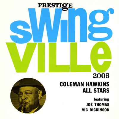 Coleman Hawkins - Coleman Hawkins All Stars Print