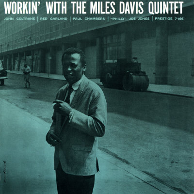 Miles Davis - Workin' with the Miles Davis Quintet Prints