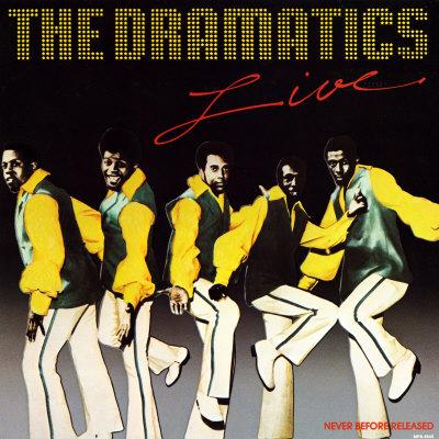 The Dramatics - The Dramatics Live Plakater
