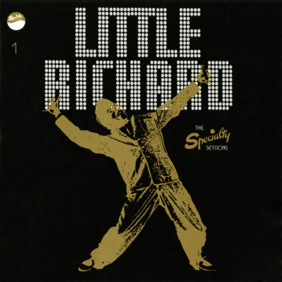 Little Richard - The Specialty Sessions Kunst