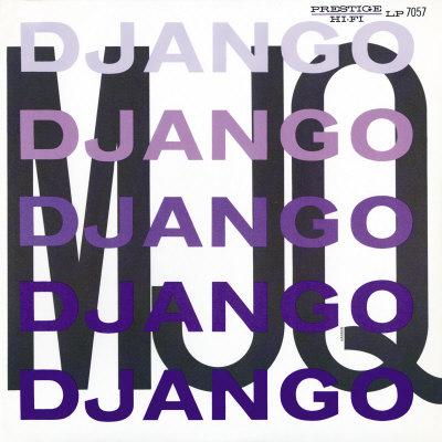 Modern Jazz Quartet - Django Prints
