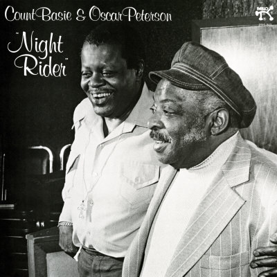 Count Basie and Oscar Peterson - Night Rider Premium Poster