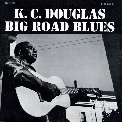 K.C. Douglas - Big Road Blues Print