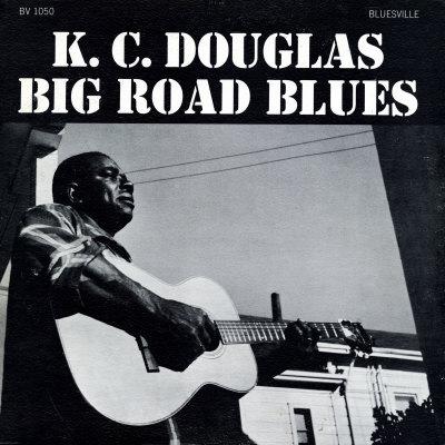 K.C. Douglas - Big Road Blues Prints
